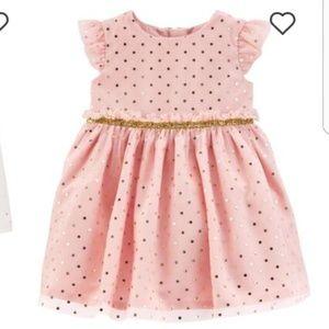 Polka dot Tulle Holiday Dress